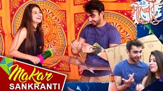 Adi & Ruhi's Kite Flying FUN On Makar Sankaranti Festival | Exclusive | MAKARSANKRANTI SPECIAL
