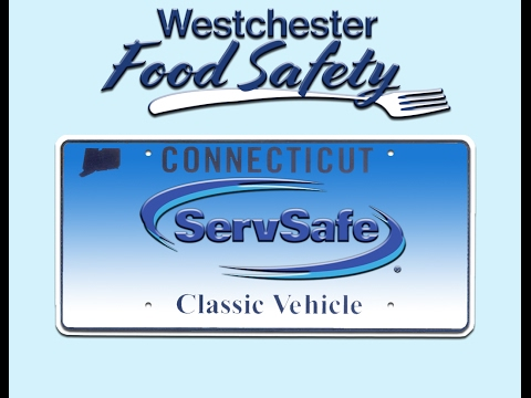 Connecticut Food Managers Safety Training and Certification. Servsafe