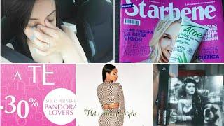 Ancora novità in EDICOLA📰30% su PANDORA💍40% da MAC💄e corsa al PRONTO SOCCORSO!! Weekly-vlog