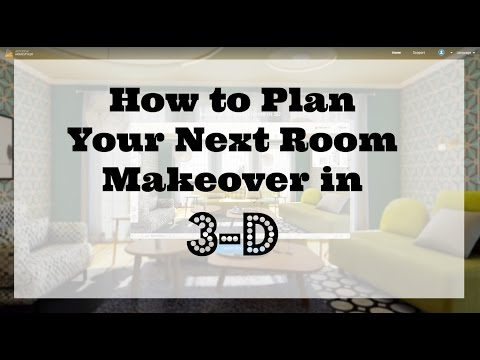 How to Plan Your Next Room Makeover in 3 D