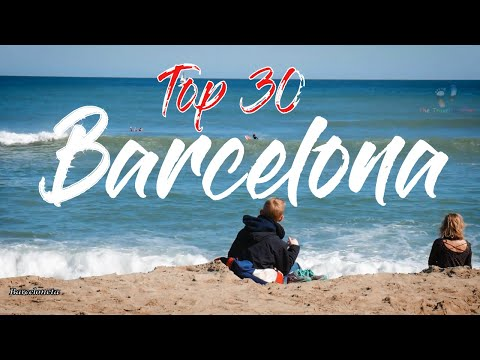 What to do in BARCELONA in 2018 | Top Attractions
