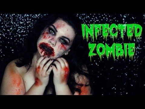 Infected Zombie | Sarina Silva