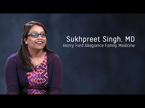 Sukhpreet Singh, MD - Henry Ford Allegiance Family Medicine - Townsend
