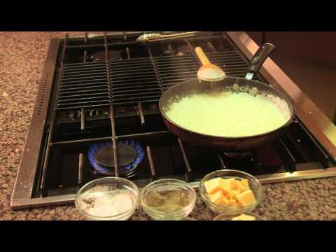 How to Make Four-Cheese Alfredo : Fettuccine Recipes