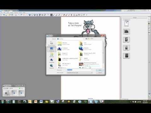 windows 7 export as pdf