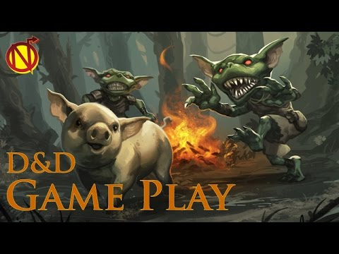 Goblin Jesters and Wild Magic Mishaps| D&D 5e GamePlay (Session 3 Part 1)