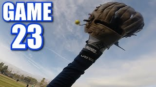 GRANDMA ROBS A HOMER! | Offseason Softball League | Game 23