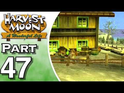Harvest Moon: A Wonderful Life Part 47: The Carrot Harvest