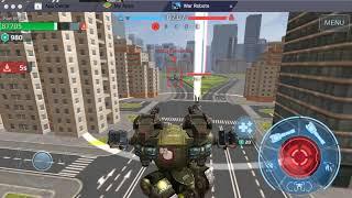 Download War Robots corrosion damage bug - Sting Video