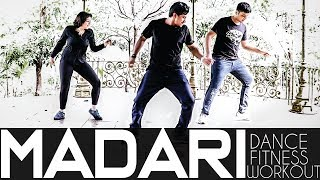 Madaari | Extraordinary Journey Of The Fakir | Bollywood Dance fitness by pramod | Zumba | Dance |