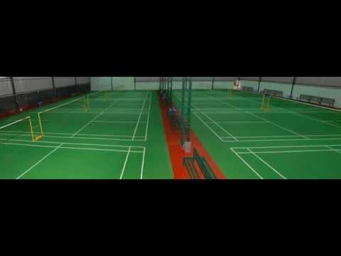 badminton court mats