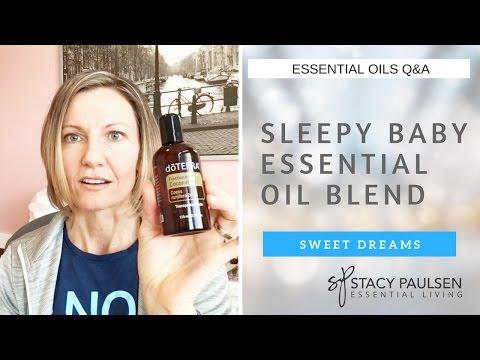 Essential Oil Sleepy Baby Blend