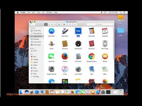 Uninstall Google Drive for Mac (Backup and Sync from Google Uninstall)