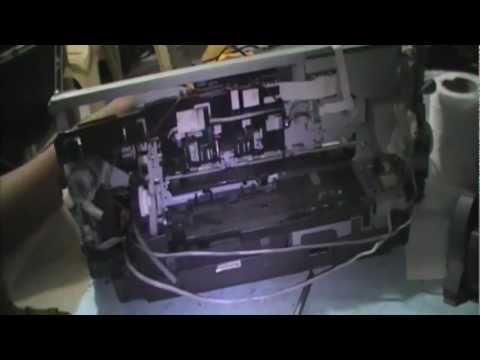 Epson R230/ R210/ R220 disassembling part1