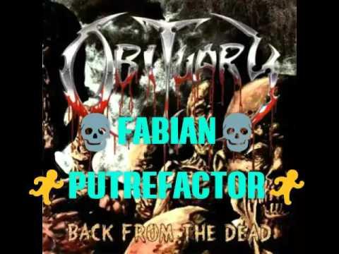 Obituary - Back From the Dead (Full Album/LP)