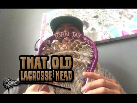 That Old Lacrosse Head: STX X2 - John Jay Dye