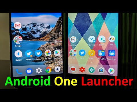 Try Mi A1 Android One Launcher (Rootless) - The Simplest Android Launcher 🌞