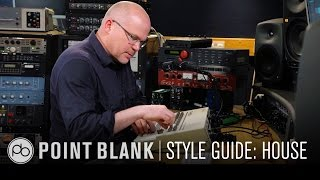 Style Guide: House - Part 1 (a History Of House Music / The Tr-909)