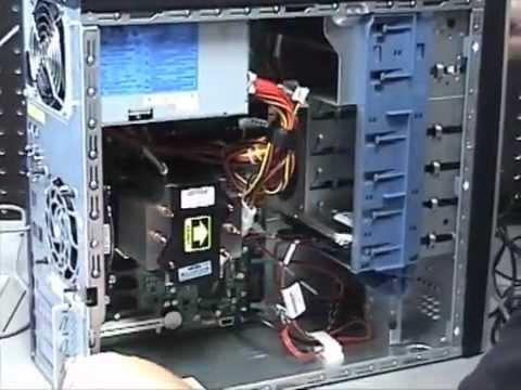 Install An Additional SATA Hard Drive