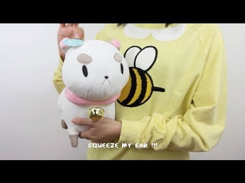 PuppyCat Talking Plush is HERE! Squeeze his ear!
