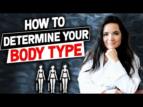 How to Determine Your Body Type |  Cómo determinar tu tipo de cuerpo