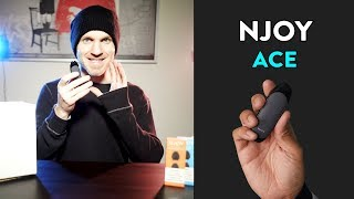Smooth Operator! Njoy Ace Pod Device Review! VapingwithTwisted420
