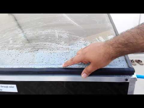 Water desalination using Solar Energy Microcontroller
