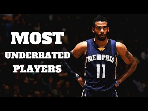 The Most Underrated Players In The NBA