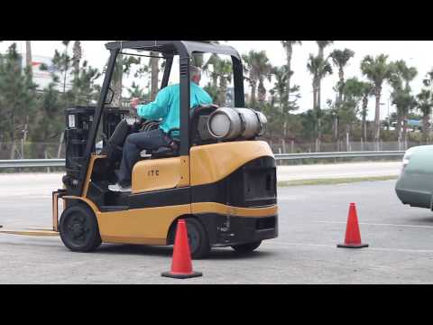 ITC Forklift Certification