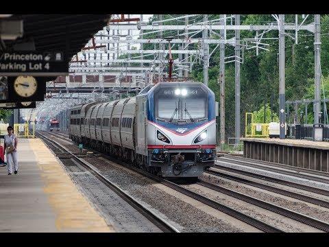 High Speed Trains: The Northeast Corridor