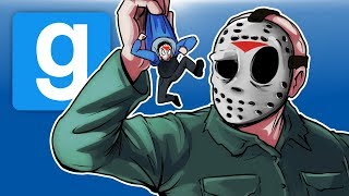 Gmod Ep. 63 GUESS WHO! - Friday 13th Edition! (Garry