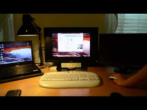 Dual External Monitors on Dell Latitude (without Dock)