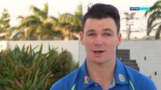 Inner Circle: The night Handscomb arrived