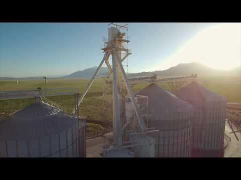 IFA South Region Feed Mill • Bird's Eye Views