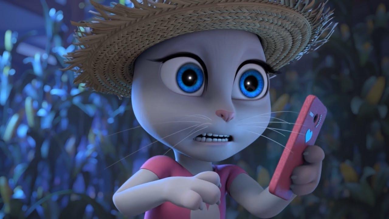 Corn Heads - Talking Tom & Friends   Season 3 Episode 19