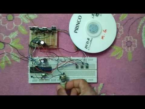 Sensored brushless DC motor control using PIC18F4550 (BLDC ESC)