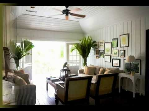 British Colonial Island Coastal Living Decor