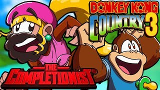 Donkey Kong Country 3 | The Completionist