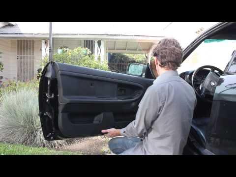 Repairing a rattling door panel on my BMW e36 (1998 328is)