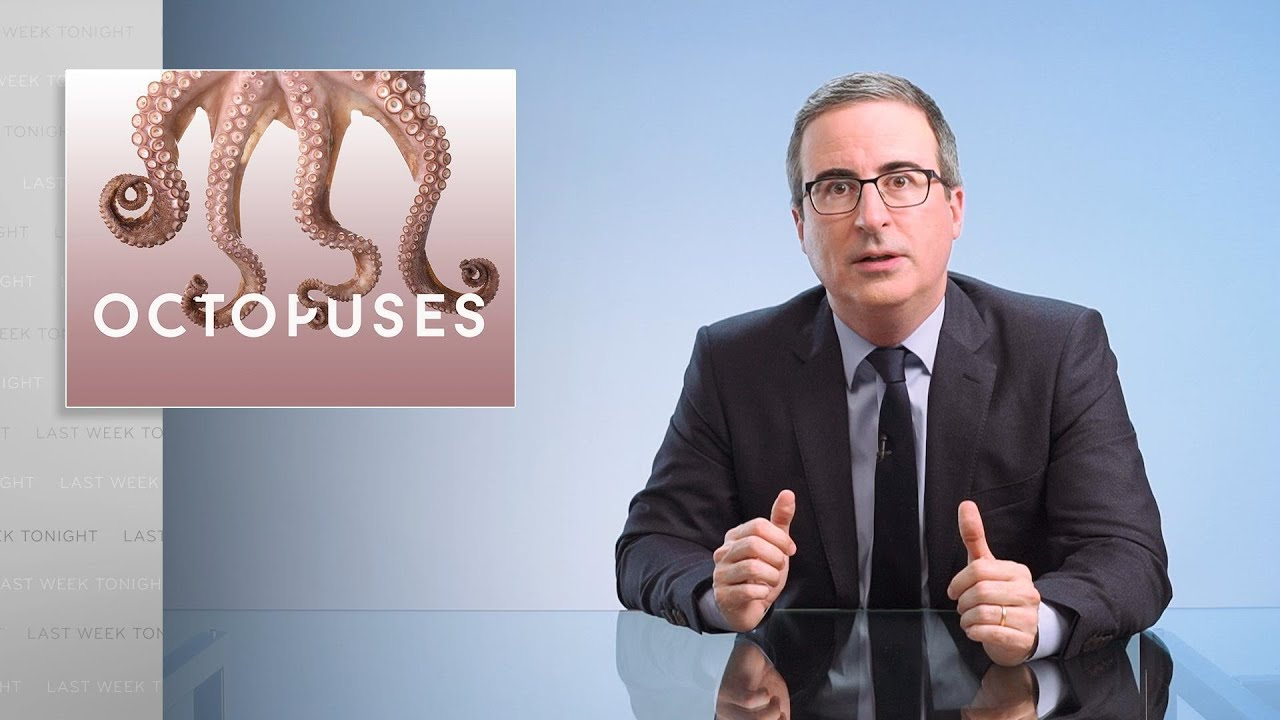 Octopuses: Last Week Tonight with John Oliver (Web Exclusive)