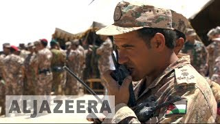 Syria war: US-Jordan drills raise suspicion of ground offensive against ISIL