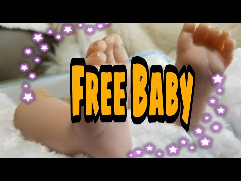 Giveaway Reborn Baby Doll - Free Paradise Galleries Toy Doll