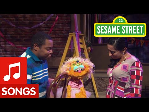 Sesame Street: Sticks and Stones Song