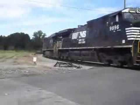 NS Unit Chip Train Columbia, SC 9-5-10