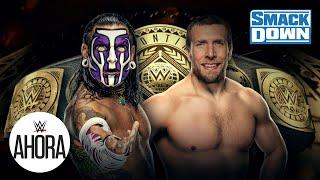 TODO lo que tienes que SABER antes de #SMACKDOWN: WWE Ahora, May 29, 2020