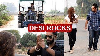 Desi People Always Rocks | Karamjale