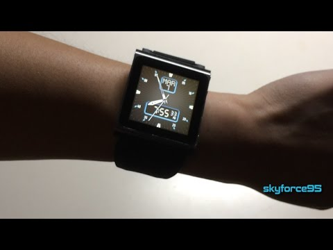 iWatchz Q Collection iPod Nano Watch Strap Review
