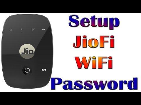 how to change password of jioFi wifi on computer or laptop in Hindi | jioFi ka password kaise badle