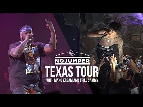 Maxo Kream & Trill Sammy No Jumper Tour Documentary