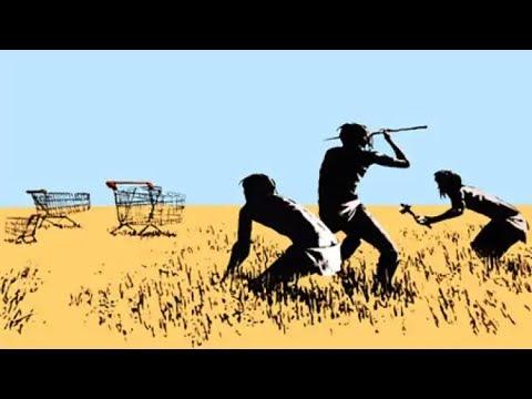Surveillance video: Thief steals Banksy artwork from Toronto exhibit